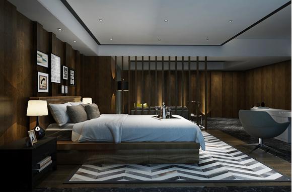 精品板式酒店家具